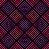 Geometriemuster stock abbildung