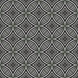 Geometrii abstrakcjonistyczny bezszwowy deseniowy tło Royalty Ilustracja