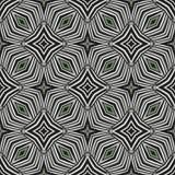 Geometrii abstrakcjonistyczny bezszwowy deseniowy tło Ilustracji