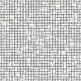 Geometrisch abstract naadloos afzonderlijk patroon Royalty-vrije Stock Afbeelding