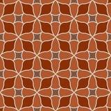 Geometrisch abstract naadloos patroon Royalty-vrije Stock Afbeelding