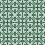 Geometrisch abstract naadloos patroon Stock Afbeelding