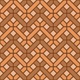 Geometrisch abstract naadloos patroon Royalty-vrije Stock Afbeeldingen