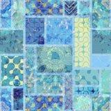 Geometrisch abstract patroon stock illustratie
