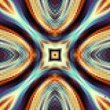 Geometrisch abstract patroon Royalty-vrije Stock Afbeeldingen