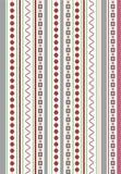 Geometrisch abstract patroon Stock Fotografie