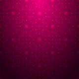 Geometrisch abstract patroon Royalty-vrije Stock Afbeeldingen