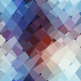 Geometrisch abstract patroon Stock Afbeeldingen