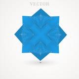 Geometrisch Arabisch patroon Royalty-vrije Stock Fotografie
