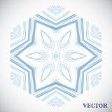Geometrisch Arabisch patroon Stock Fotografie