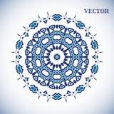 Geometrisch Arabisch patroon Royalty-vrije Stock Afbeeldingen