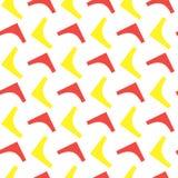 Geometrisch cijfers naadloos patroon Abstract Vectorart Stock Foto