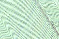 Geometrisch Conceptueel lijn als achtergrond, kromme & golfpatroon voor ontwerp Details, textuur, achtergrond & tekening vector illustratie