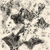 Geometrisch creatief abstract gebruiksklaar ontwerp stock illustratie