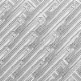 Geometrisch Houten Motiefpatroon Stock Foto's