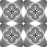 geometrisch naadloos patroon Stock Afbeelding