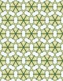 Geometrisch naadloos patroon. Stock Fotografie