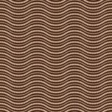 geometrisch naadloos patroon Royalty-vrije Stock Fotografie