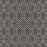geometrisch naadloos patroon Royalty-vrije Stock Afbeeldingen
