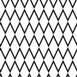 Geometrisch naadloos patroon met ruit Vector illustratie vector illustratie