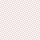 Geometrisch naadloos vectorpatroon Royalty-vrije Stock Foto
