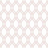 Geometrisch naadloos vectorpatroon Stock Foto