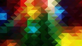 Geometrisch ontwerp, Mozaïek, abstract Mozaïek als achtergrond, Patroon voor bedrijfsadvertentie, boekjes, pamfletten vector illustratie