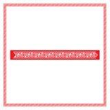 Geometrisch ornament Royalty-vrije Stock Afbeeldingen