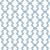 Geometrisch ornament met gebogen lijnen, gevoelig netto netwerk, net, rooster, kant Royalty-vrije Stock Afbeelding