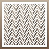 Geometrisch ornamentmalplaatje Royalty-vrije Stock Foto's