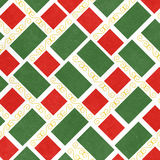 Geometrisch Overladen Abstract Patroon Royalty-vrije Stock Afbeelding