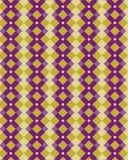 Geometrisch patroon royalty-vrije illustratie