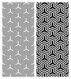 Geometrisch Patroon Royalty-vrije Stock Afbeeldingen