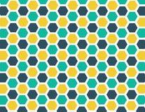 Geometrisch patroon Royalty-vrije Stock Foto