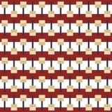 Geometrisch patroon Stock Foto's
