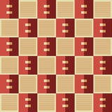 Geometrisch patroon Stock Fotografie