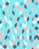 Geometrisch patroon Etnisch naadloos ornament Vector illustratie royalty-vrije illustratie