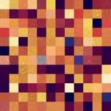 Geometrisch patroon voor bedrijfspresentaties Royalty-vrije Stock Foto's