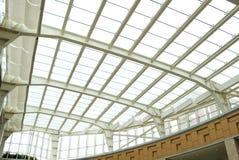 Geometrisch plafond Royalty-vrije Stock Fotografie