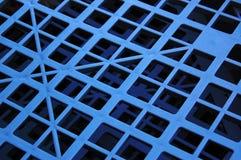Geometrisch plastic patroon Stock Afbeeldingen