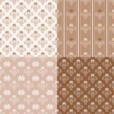 Geometrisch sierpatroon Royalty-vrije Stock Afbeelding