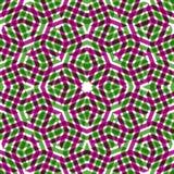 Geometrisch slordig gevoerd naadloos patroon, heldere vector eindeloze bedelaars stock illustratie