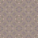 Geometrisch symmetrie naadloos patroon vector illustratie