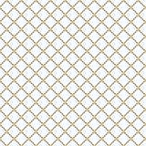 Geometrisch valentijnskaartpatroon Stock Afbeelding