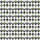 Geometrisch vorm naadloos patroon Royalty-vrije Stock Foto