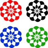 Geometrische Abbildungen Lizenzfreies Stockbild