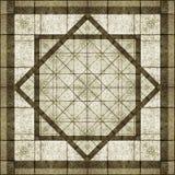 Geometrische Abstracte Achtergrond Royalty-vrije Stock Afbeeldingen