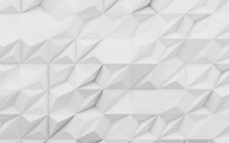 Geometrische abstracte achtergrond Stock Afbeelding