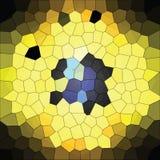 Geometrische abstracte achtergrond Royalty-vrije Stock Foto