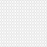 Geometrische Abstracte Achtergrond met Verbonden Lijn en Dots Patterns Royalty-vrije Stock Afbeeldingen